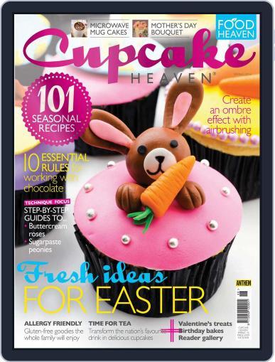 Baking Heaven February 4th, 2016 Digital Back Issue Cover