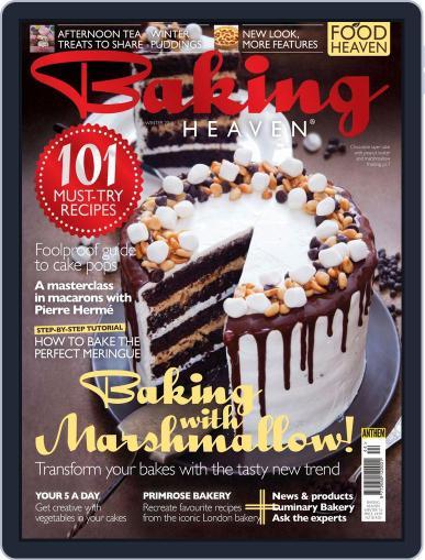 Baking Heaven (Digital) December 3rd, 2015 Issue Cover