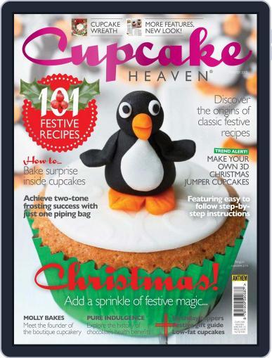 Baking Heaven (Digital) October 31st, 2015 Issue Cover