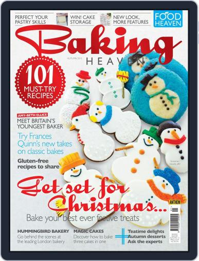 Baking Heaven (Digital) August 31st, 2015 Issue Cover