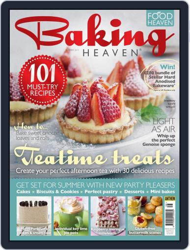 Baking Heaven (Digital) May 31st, 2015 Issue Cover