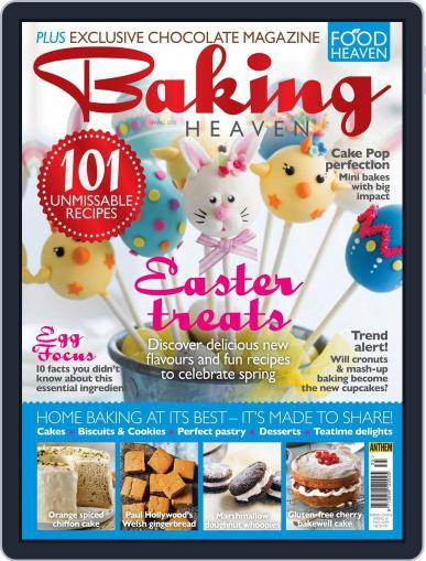 Baking Heaven February 28th, 2015 Digital Back Issue Cover