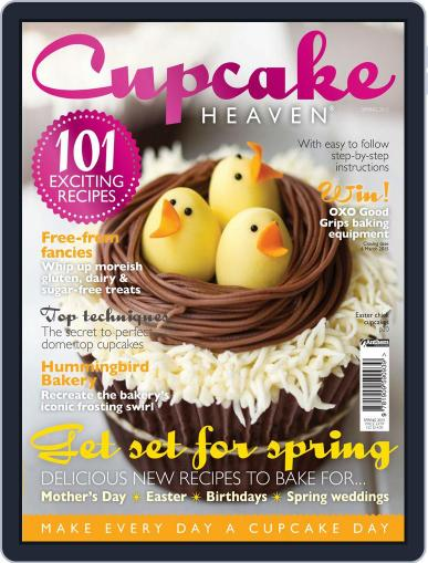 Baking Heaven (Digital) January 31st, 2015 Issue Cover