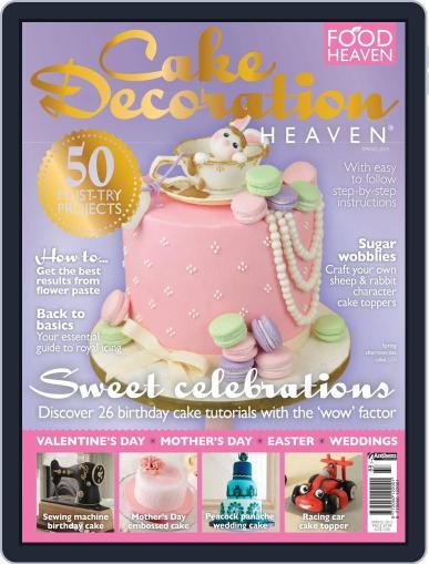 Baking Heaven (Digital) December 31st, 2014 Issue Cover