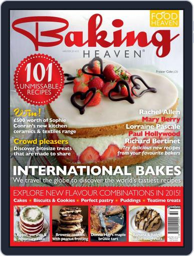 Baking Heaven (Digital) December 9th, 2014 Issue Cover