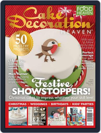 Baking Heaven October 8th, 2014 Digital Back Issue Cover