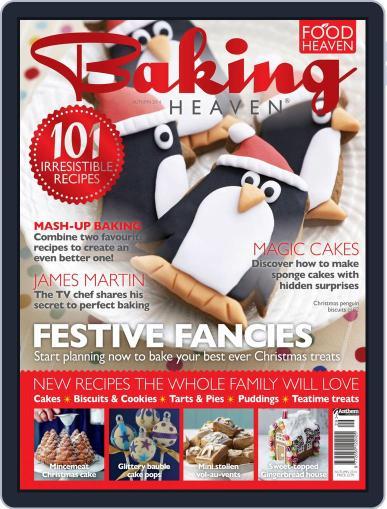 Baking Heaven (Digital) September 5th, 2014 Issue Cover