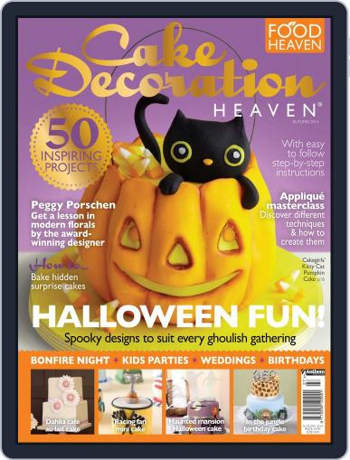 Baking Heaven July 2nd, 2014 Digital Back Issue Cover