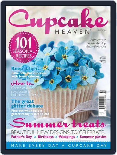 Baking Heaven May 6th, 2014 Digital Back Issue Cover