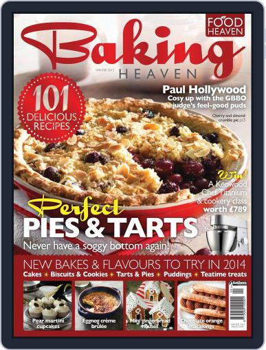 Baking Heaven (Digital) December 23rd, 2013 Issue Cover