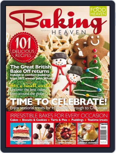 Baking Heaven September 4th, 2013 Digital Back Issue Cover