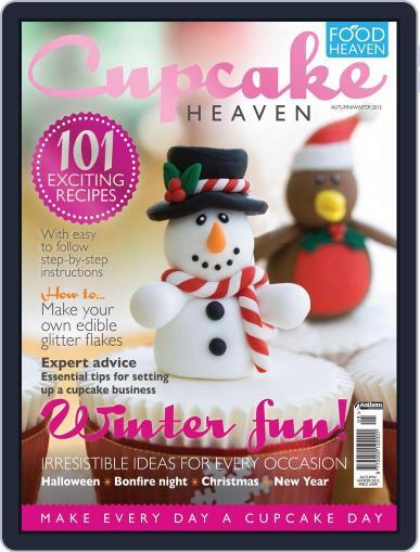 Baking Heaven (Digital) September 11th, 2012 Issue Cover