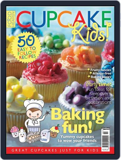 Baking Heaven (Digital) July 31st, 2012 Issue Cover