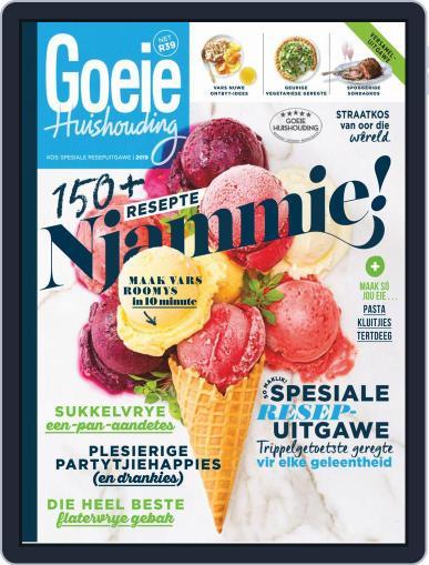 Goeie Huishouding (Digital) February 1st, 2019 Issue Cover