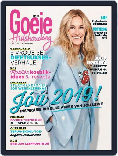 Goeie Huishouding January 1st, 2019 Digital Back Issue Cover