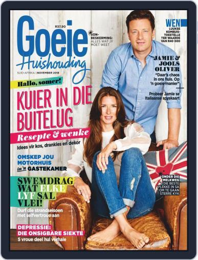 Goeie Huishouding (Digital) November 1st, 2018 Issue Cover