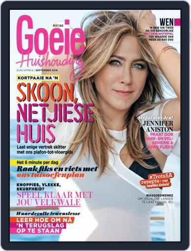 Goeie Huishouding (Digital) September 1st, 2018 Issue Cover