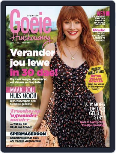 Goeie Huishouding June 1st, 2018 Digital Back Issue Cover