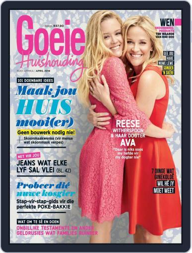 Goeie Huishouding (Digital) April 1st, 2018 Issue Cover