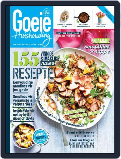 Goeie Huishouding (Digital) February 1st, 2018 Issue Cover