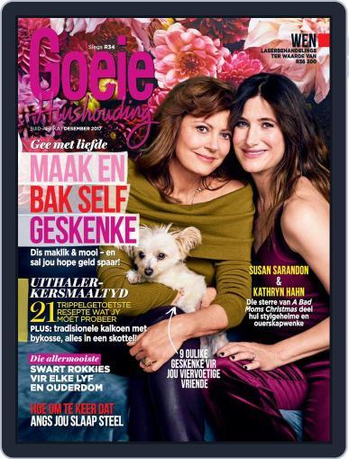Goeie Huishouding December 1st, 2017 Digital Back Issue Cover