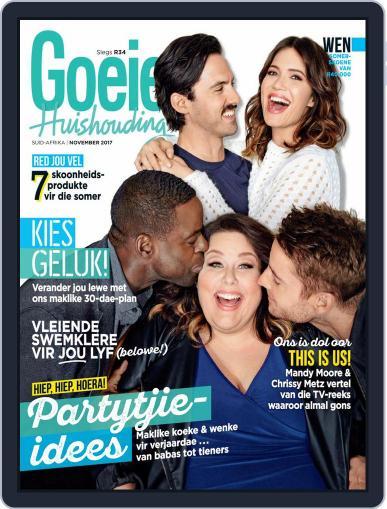 Goeie Huishouding (Digital) November 1st, 2017 Issue Cover