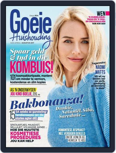 Goeie Huishouding (Digital) August 1st, 2017 Issue Cover