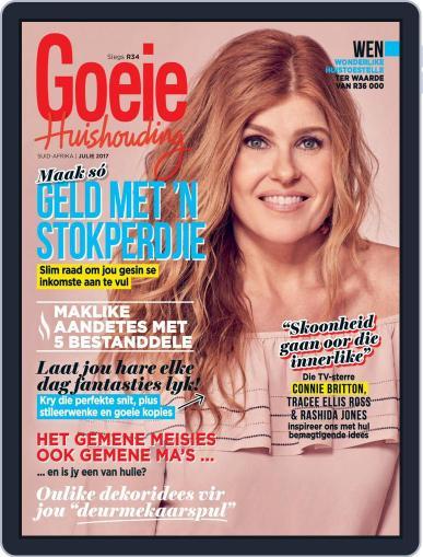 Goeie Huishouding (Digital) July 1st, 2017 Issue Cover