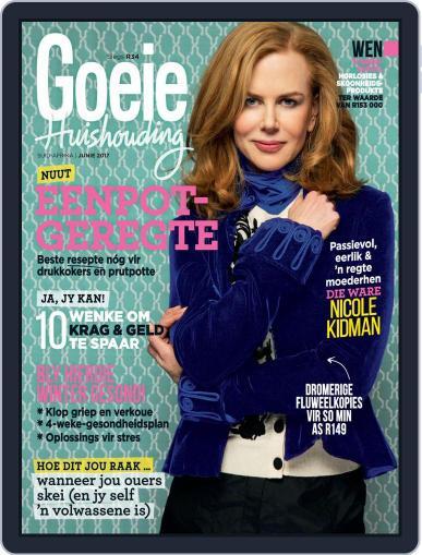 Goeie Huishouding (Digital) June 1st, 2017 Issue Cover