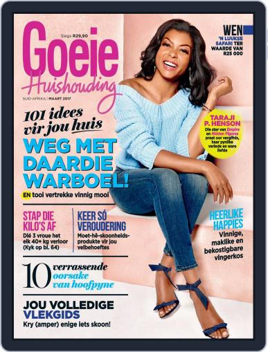 Goeie Huishouding March 1st, 2017 Digital Back Issue Cover