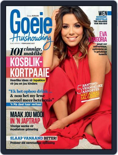 Goeie Huishouding February 1st, 2017 Digital Back Issue Cover