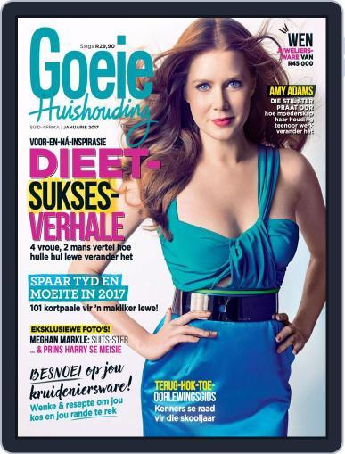 Goeie Huishouding January 1st, 2017 Digital Back Issue Cover
