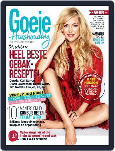 Goeie Huishouding (Digital) July 18th, 2016 Issue Cover