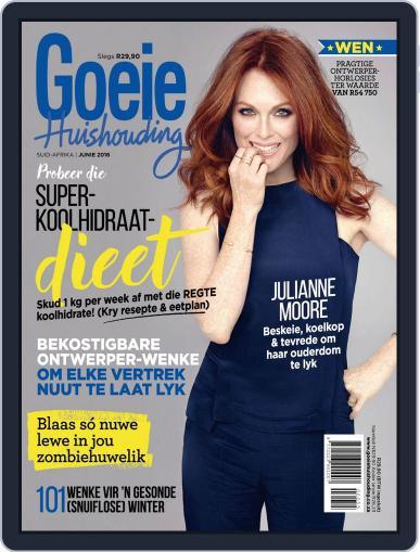 Goeie Huishouding (Digital) May 23rd, 2016 Issue Cover