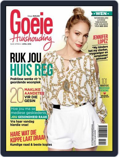 Goeie Huishouding (Digital) April 30th, 2016 Issue Cover