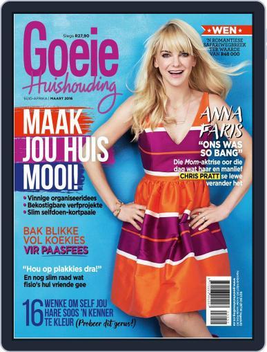 Goeie Huishouding (Digital) February 22nd, 2016 Issue Cover