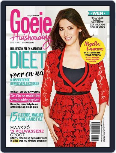 Goeie Huishouding January 1st, 2016 Digital Back Issue Cover