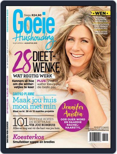 Goeie Huishouding (Digital) August 1st, 2015 Issue Cover