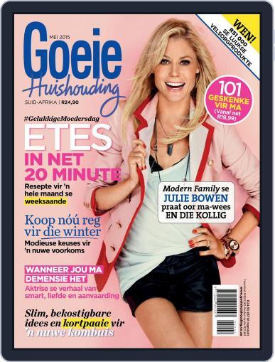 Goeie Huishouding May 1st, 2015 Digital Back Issue Cover