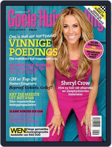 Goeie Huishouding (Digital) September 15th, 2014 Issue Cover