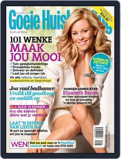 Goeie Huishouding (Digital) July 20th, 2014 Issue Cover
