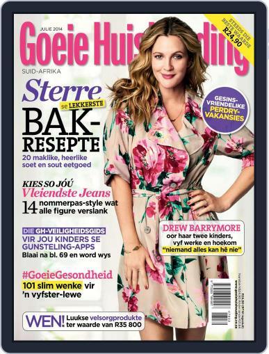 Goeie Huishouding (Digital) June 15th, 2014 Issue Cover