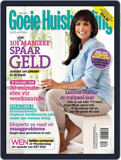Goeie Huishouding (Digital) April 25th, 2014 Issue Cover
