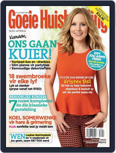 Goeie Huishouding (Digital) October 20th, 2013 Issue Cover