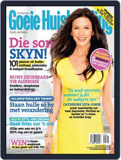 Goeie Huishouding (Digital) September 15th, 2013 Issue Cover