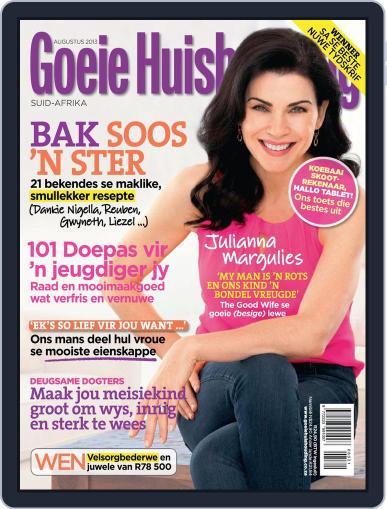 Goeie Huishouding July 21st, 2013 Digital Back Issue Cover