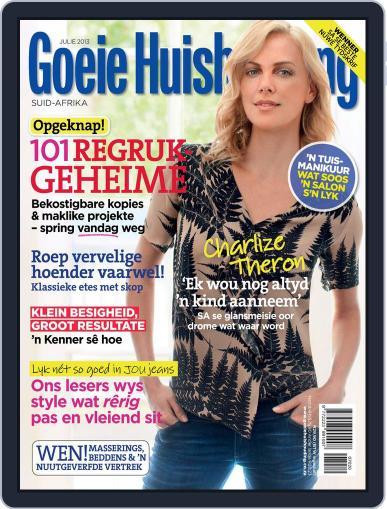 Goeie Huishouding June 23rd, 2013 Digital Back Issue Cover