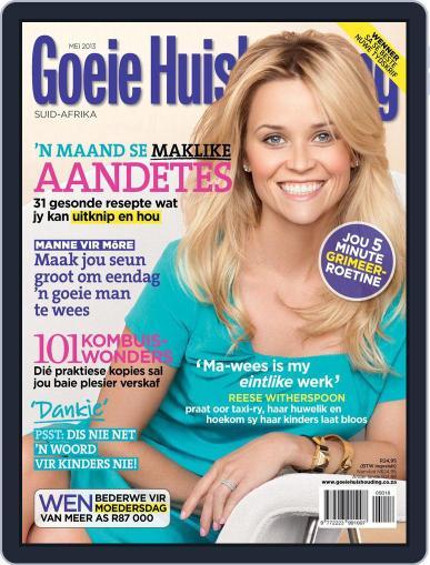 Goeie Huishouding (Digital) April 21st, 2013 Issue Cover