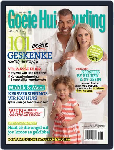 Goeie Huishouding (Digital) November 18th, 2012 Issue Cover
