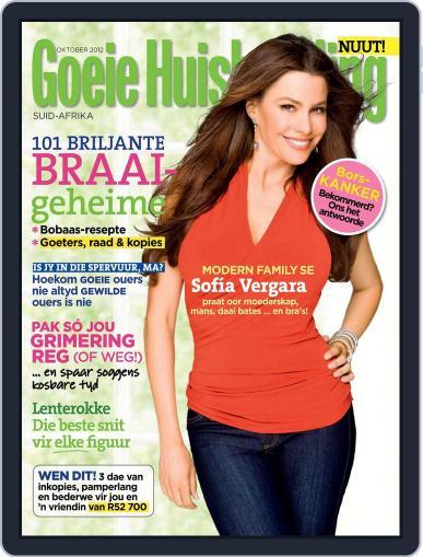 Goeie Huishouding September 16th, 2012 Digital Back Issue Cover